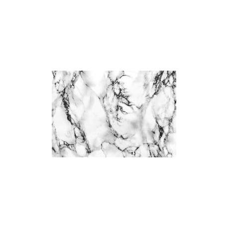 Marmura alb negru