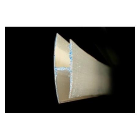 Legatura PVC alb